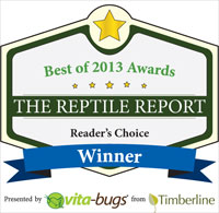 NARBC Reptile Report Winner